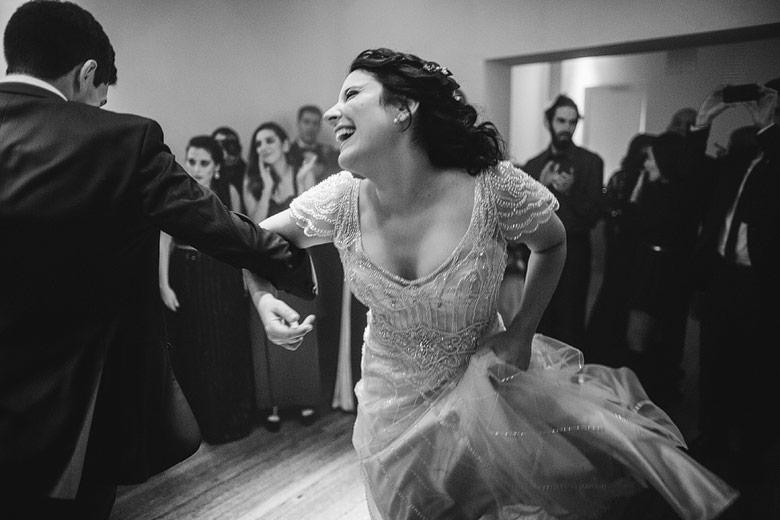 fiesta divertida de casamiento