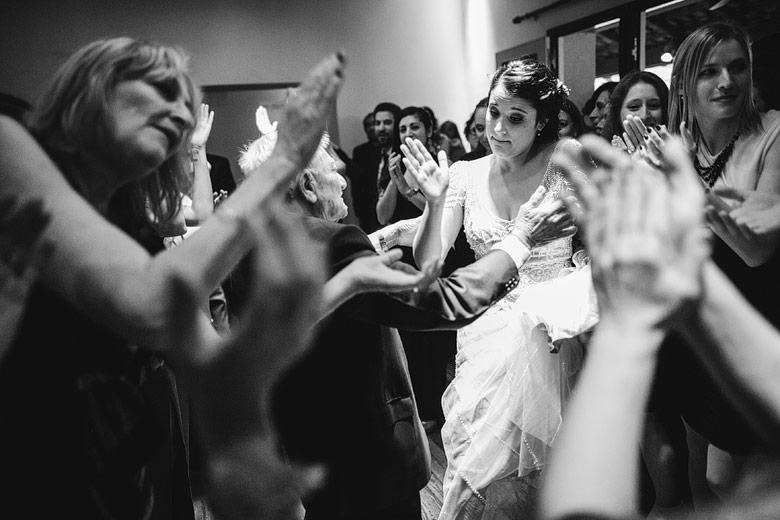 fiesta diferente boda judia