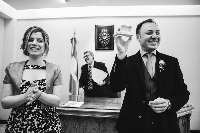 foto artistica casamiento por civil