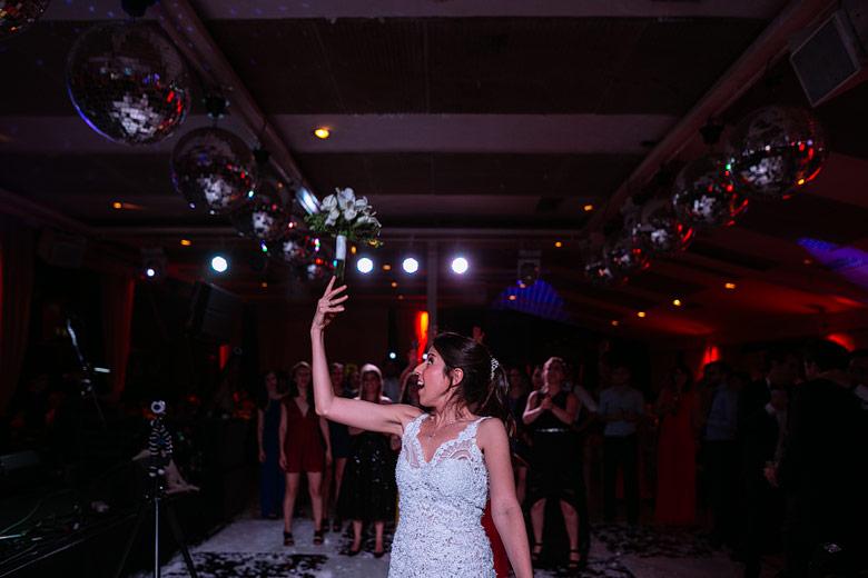 foto espontanea de casamientos