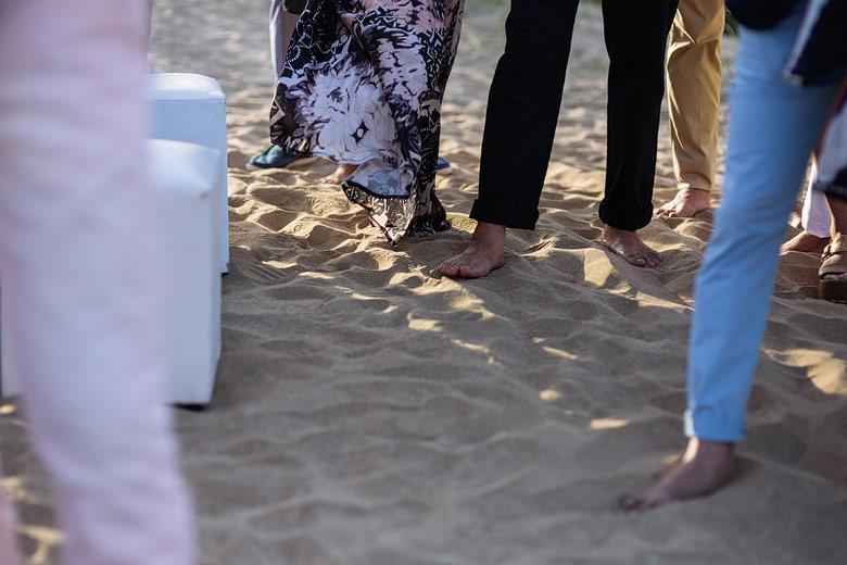 casamiento en la playa vestidos