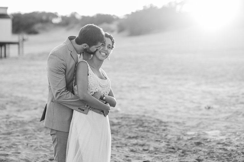 fotografia artistica casamiento en la playa