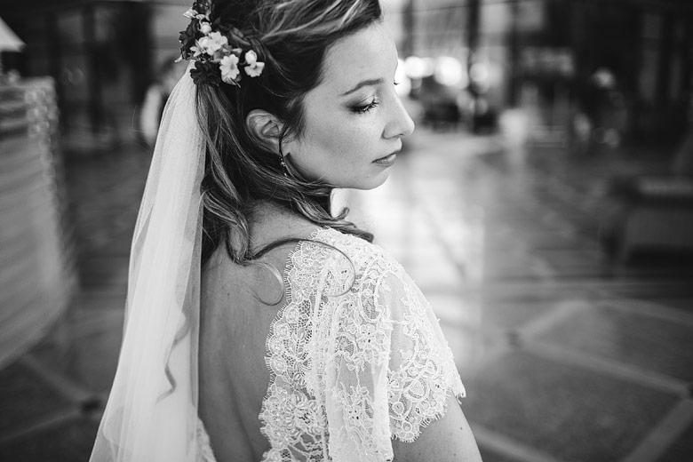 retratos de novia espontáneos