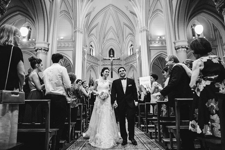 fotos boda en catedral de san isidro