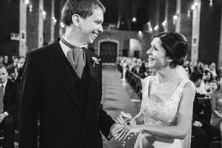 foto de casamiento diferente