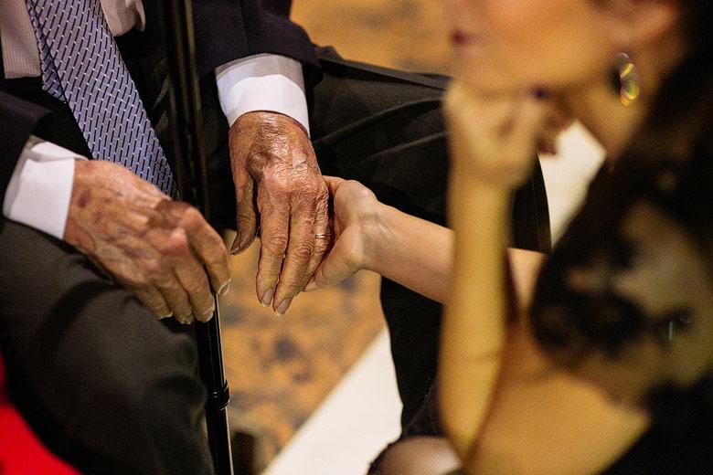 foto creativa de casamientos
