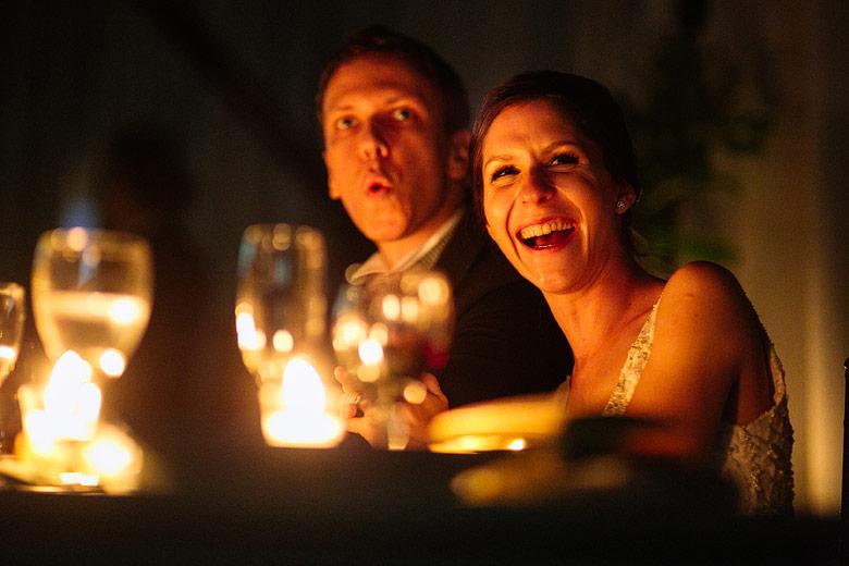 foto espontanea de boda