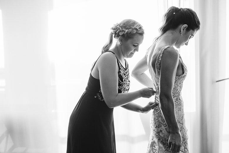 vestido de novia javier saiach