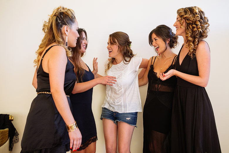 bridesmaids casamiento argentina