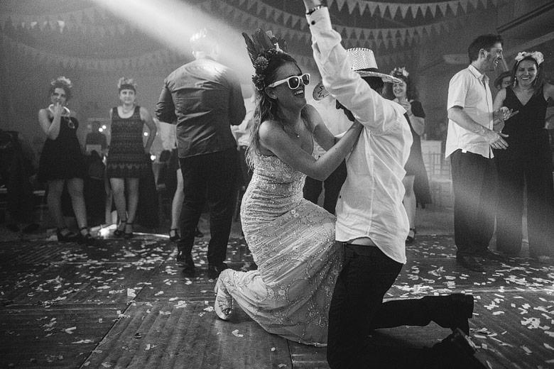 Fiesta de boda galpon milagros