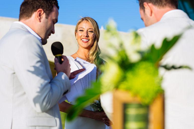 candid en matrimonios