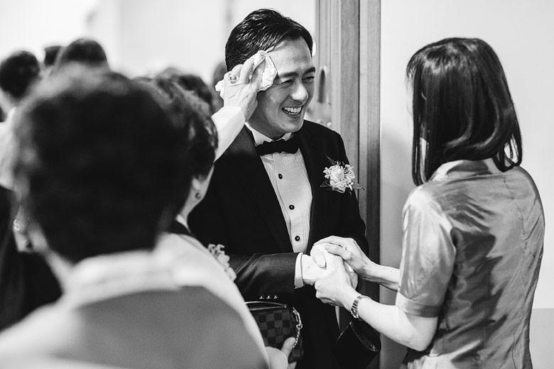 fotos de casamiento coreano no tradicionales