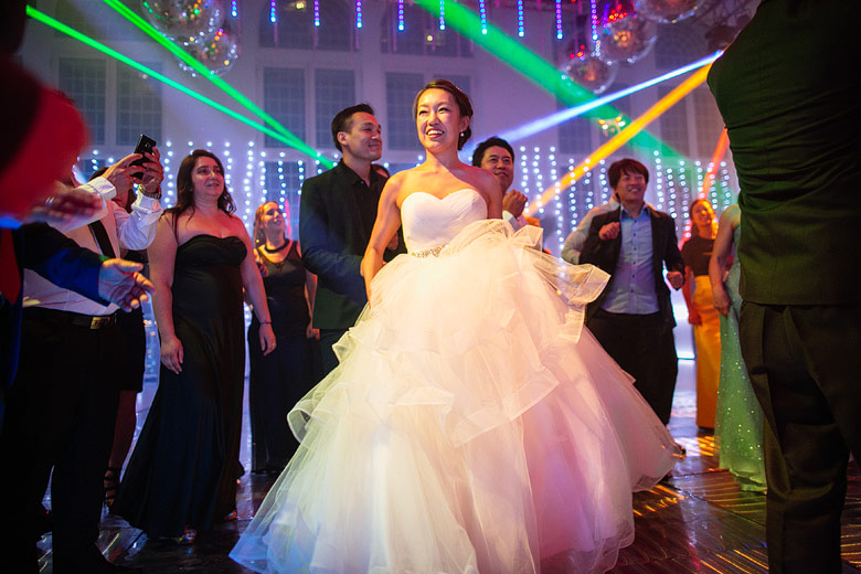 boda en el faena arts center