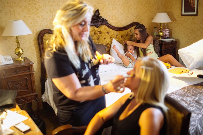 fotoperiodismo de boda en La Plata