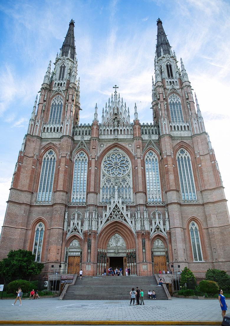 casamiento catedral de la plata