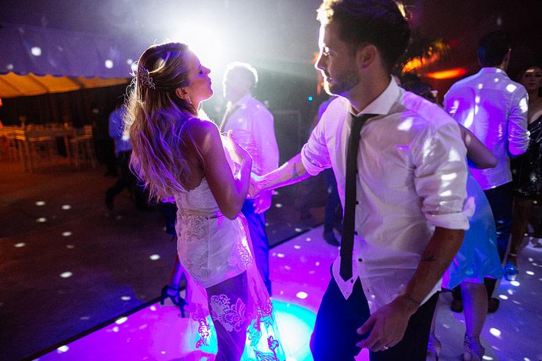 fotos de casamiento con onda en la plata