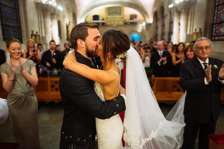 casamiento en parroquia san martin de tours
