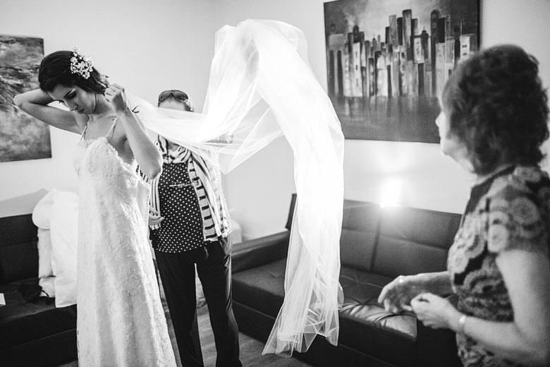 Vestido de novia ines duggan