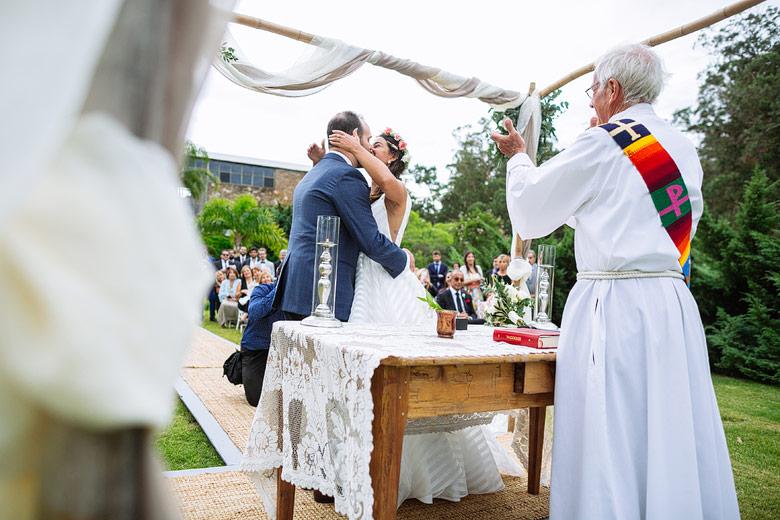 bodas en el Uruguay