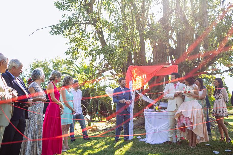 ideas originales para ceremonias de boda