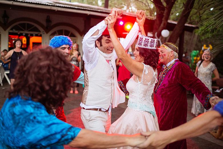 fotos de casamiento en el exterior
