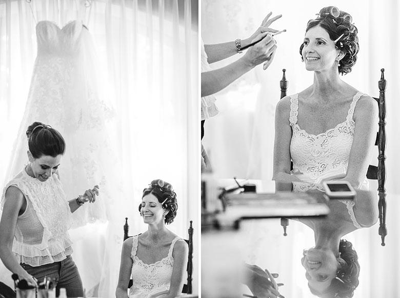 fotos casuales de casamiento