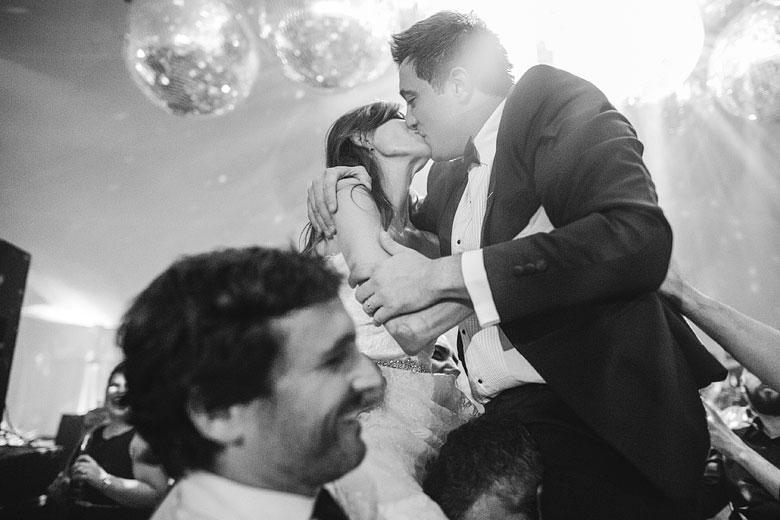 foto casual de boda en buenos aires