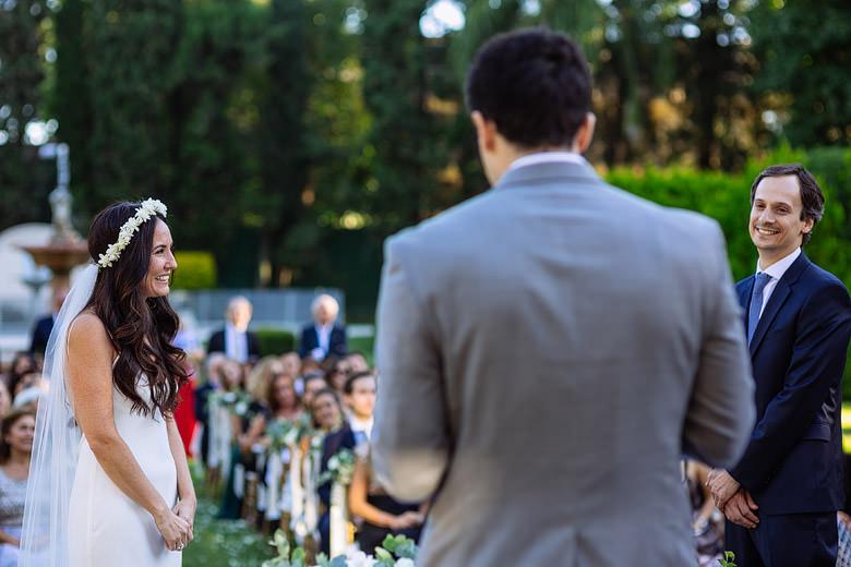 boda de dia en palacio sans souci