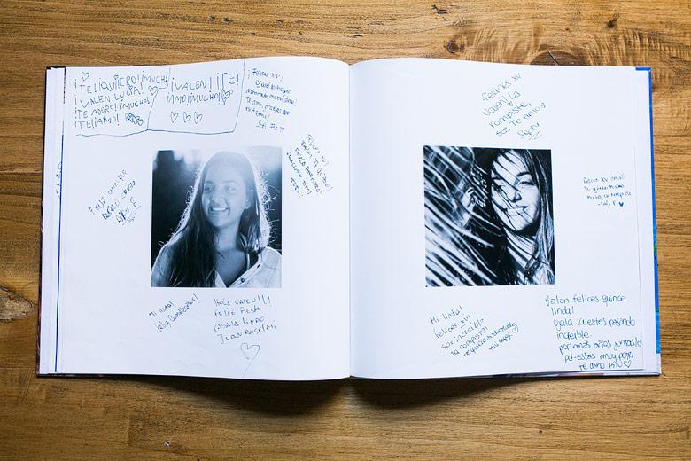 fotolibros de firmas