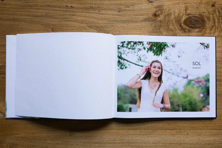 Foto libro de firmas para quinceañeras