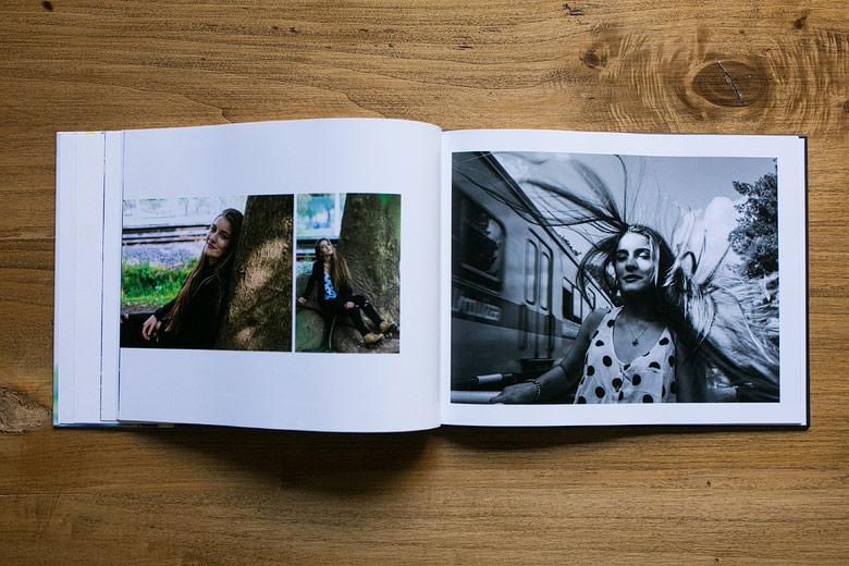 libros de firmas con fotos de exteriores