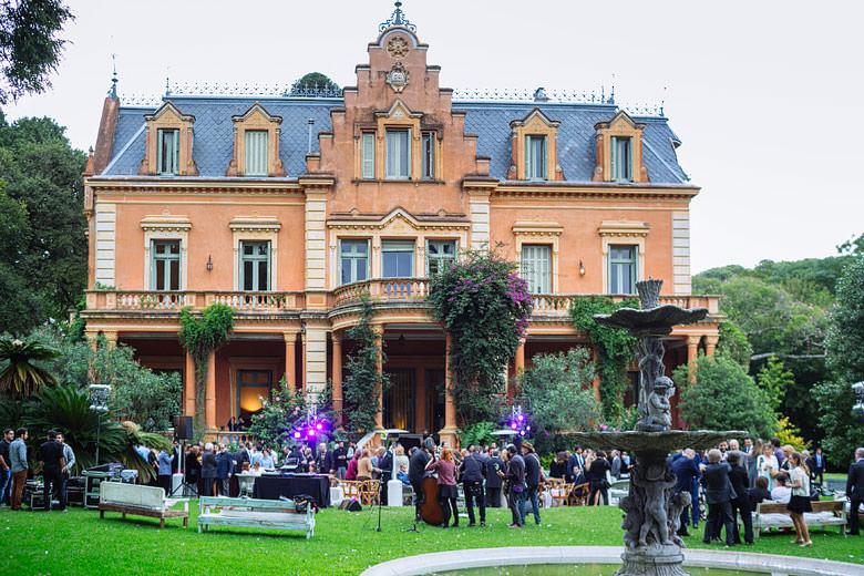 casamientos en Villa Ocampo