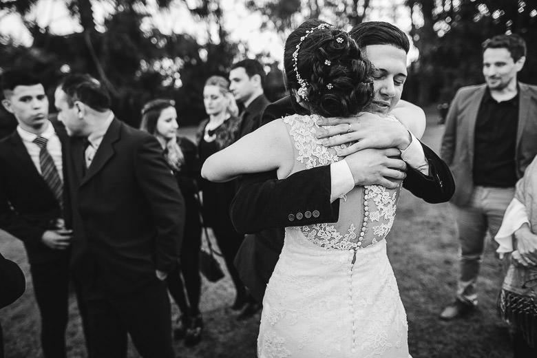 foto documental de casamiento