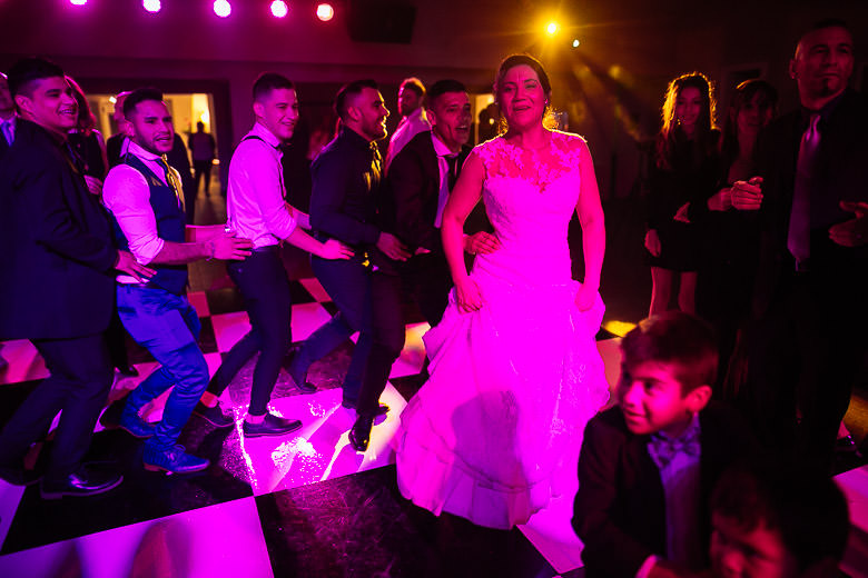 fotoperiodismo de bodas sin flash