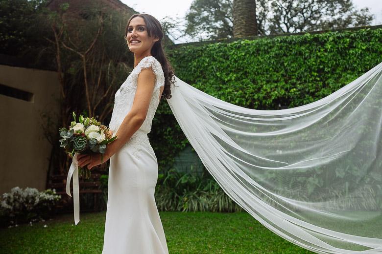 vestido de novia diferente mariana muller