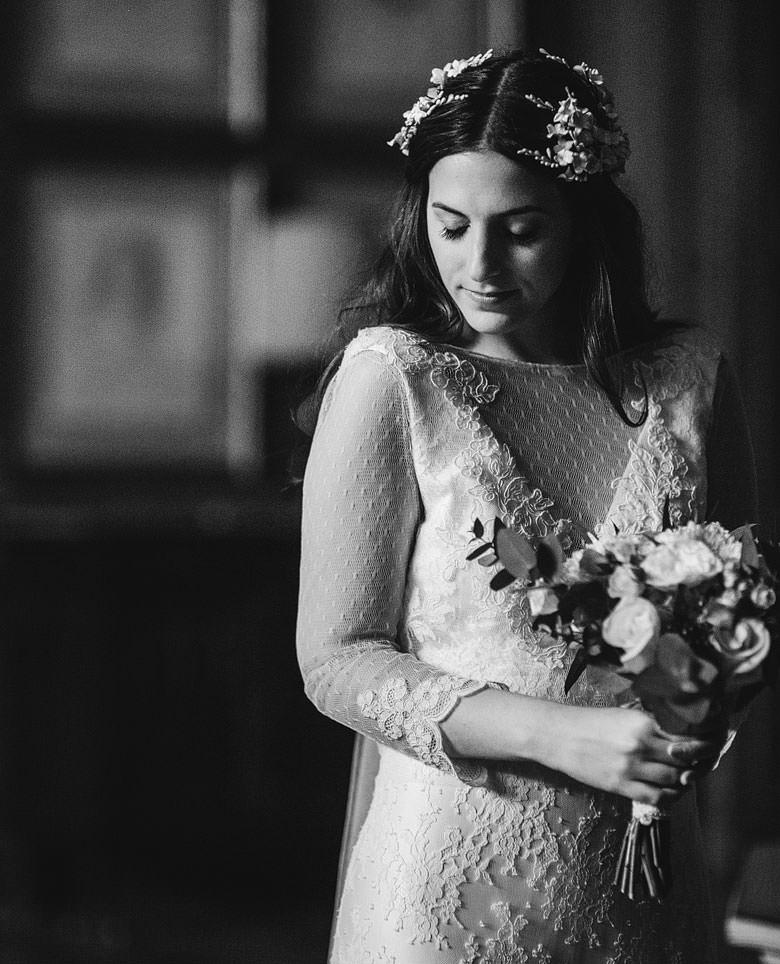 novia en palacio sans souci