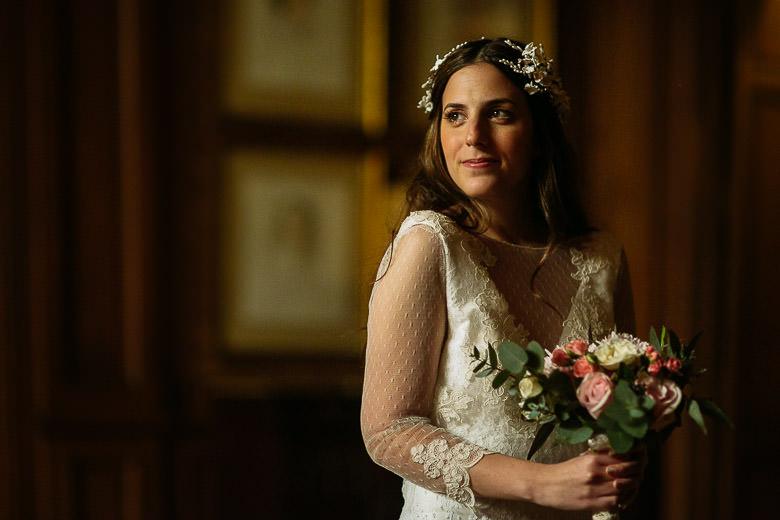 sole zimmer vestido de novia diferente