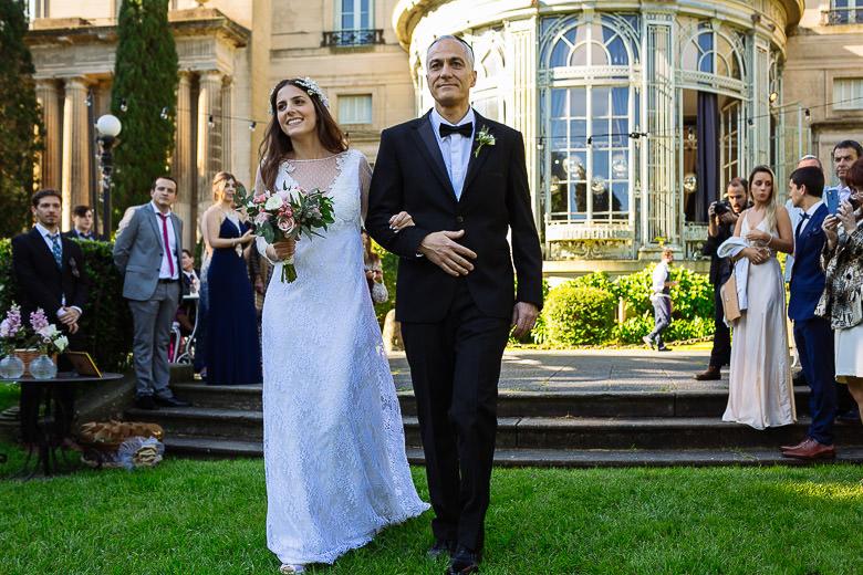 casamiento judio en palacio sans souci