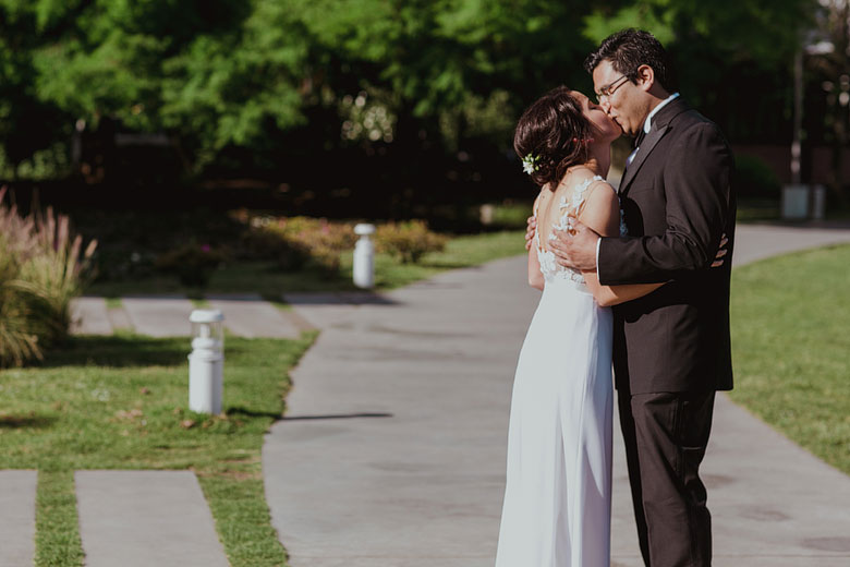 first look en boda en argentina