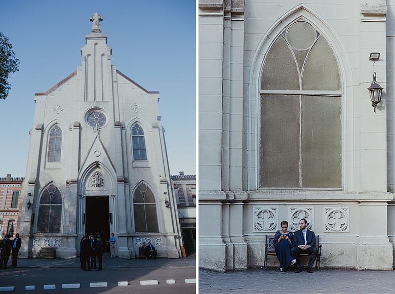iglesia del colegio marin