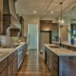 Anthem reverse stained kitchen cabinets