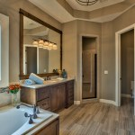 Anthem Reverse master bath with tile floor