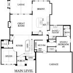 Hailey plan - first floor