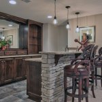 Dillon finished basement bar