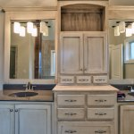 Dillon master bath double vanities