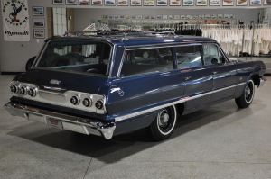 1963 Chevrolet Impala 9Passenger Wagon | Red Hills Rods and Choppers Inc  St Gee Utah
