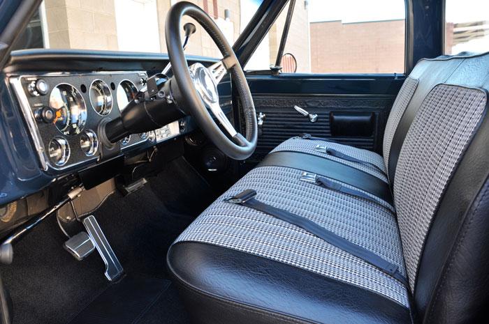 classic truck interior billingsblessingbags org