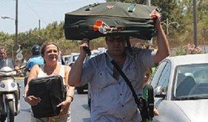 Землетрясение в Италии вызвало панику среди туристов