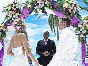 Максим и Ольга: отзывы об официальной свадьбе на Доминикане