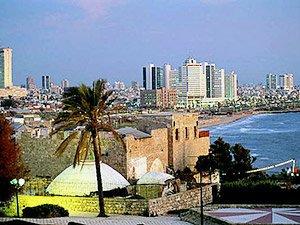 Здравствуй, Тель-Авив